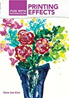 Fun with Watercolor - Printing Effects [DVD]