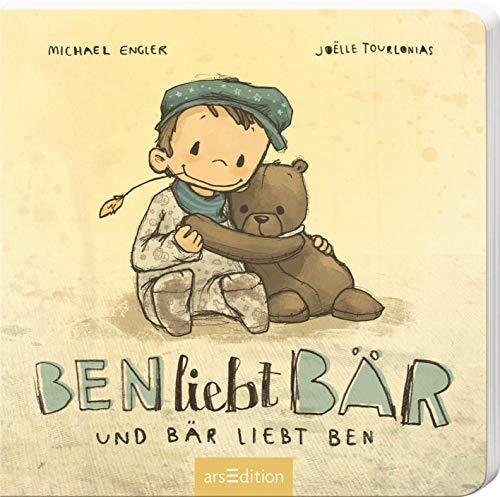 Ben liebt Bär ... und Bär liebt Ben (Ben und Bär)