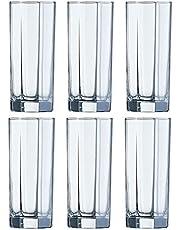 Luminarc Octime höga glasögon set med 6