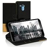 Magnetic Flip Cover for HTC U11 Life   Black   Card Holder