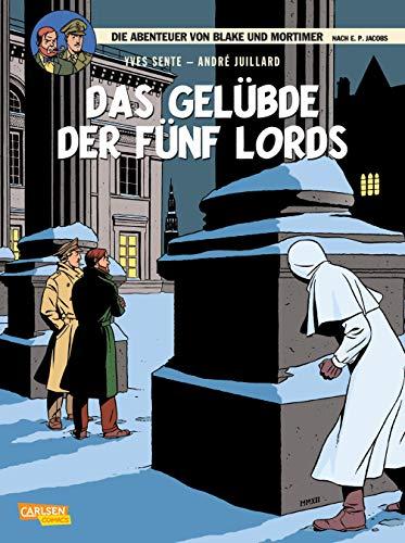Das Gelübde der fünf Lords (Blake & Mortimer, Band 18)