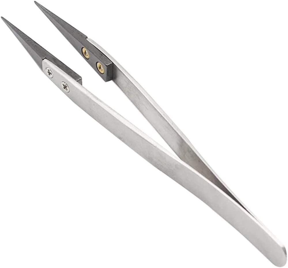 FEITA Black Pointed Ceramic New product! New type Tip Manufacturer direct delivery Stainless S Precision - Tweezers