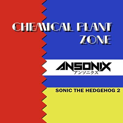 Chemical Plant Zone From Sonic The Hedgehog 2 By Ansonix On Amazon Music Amazon Com