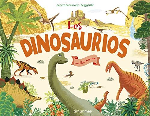 Los dinosaurios (Libros con solapas y lengüetas)