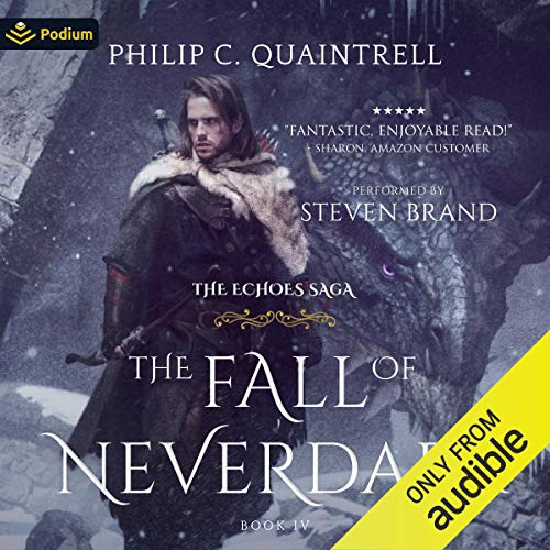 The Fall of Neverdark Audiobook By Philip C. Quaintrell cover art