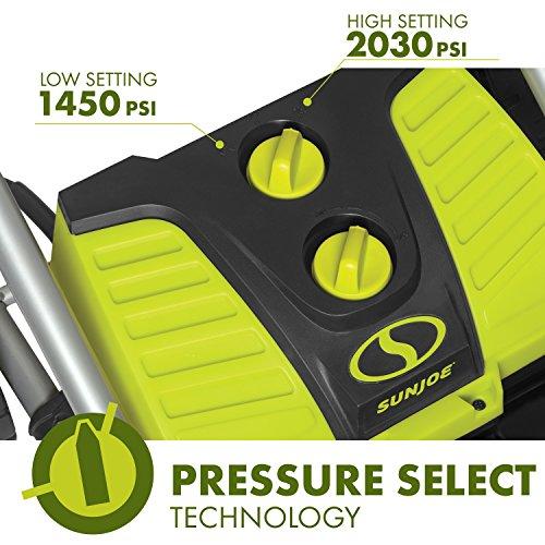 Sun Joe SPX4000 2030 Max Psi 1.76 Gpm 14.5-Amp Electric Pressure Washer