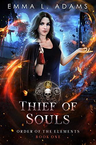 Thief of Souls by Emma L. Adams ebook deal