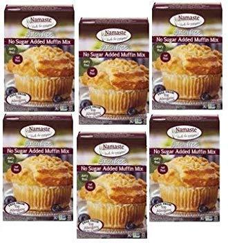 Namaste Foods Gluten Free No Sugar supreme Mix 14 oz Brand Cheap Sale Venue Pack Muffin Added