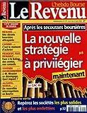 REVENU (LE) [No 675] du 21/06/2002 - APRES LES SECOUSSES BOURSIERES - LA NOUVELLE...