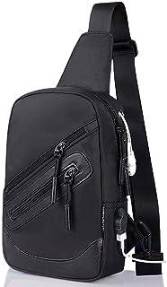 DFV mobile - حقيبة ظهر للكتف الخصر مصنوعة من النايلون متوافقة مع الكتب الإلكترونية والأجهزة اللوحية لهاتف Sony Xperia acro...