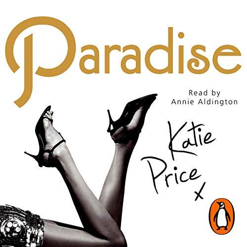 Paradise audiobook cover art