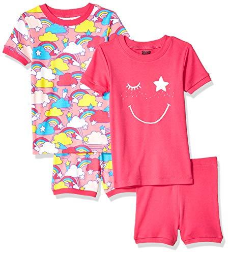 Spotted Zebra Conjunto de pijama de algodón