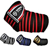 Best Elbow Wraps - Sedroc Sports Professional Weight Lifting Elbow Wraps Powerlifting Review
