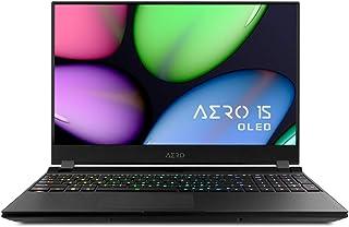 GIGABYTE AERO 15 4K有機ELパネル採用ノートパソコン・All Intel Inside/Microsoft Azure AI/ 15.6インチ/有機ELパネル 4K /Samsung メモリ/Intel SSD/日本語配列 (...