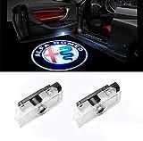 Autotür logo Licht,Autotür LED Logo Türbeleuchtung Einstiegsleuchte Projektion Willkommen...