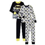 バットマン リトルとビッグボーイズ 寝間着4点セット US サイズ: 8 カラー: ブラック