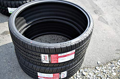 Set of 2 (TWO) Atlas Tire Force UHP High Performance All-Season Radial Tires-285/35R19 103Y XL