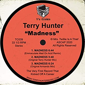 Madness (Reissue Incl. Emmaculate Remix)