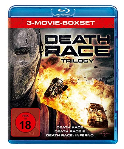 Death Race 1-3 [Blu-ray]