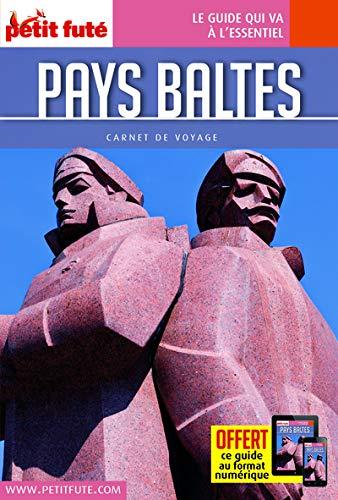 Guide Pays Baltes 2016 Carnet Petit Futé