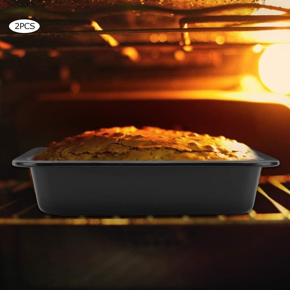 We OFFer at cheap prices Cake Pan Baking 2Pcs Tray New mail order for Kitchens f Bakeries Home