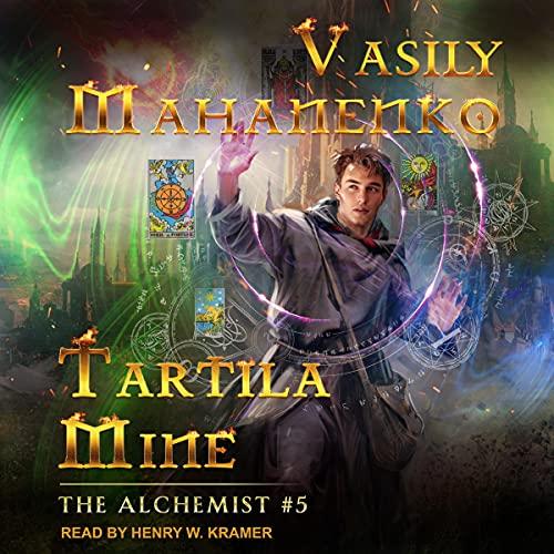 Tartila Mine Audiobook By Vasily Mahanenko, Jared Firth - translator cover art