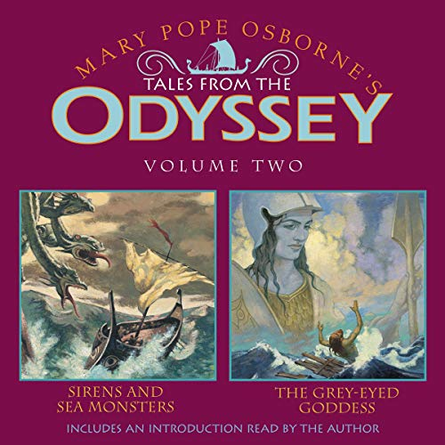 Tales from the Odyssey Titelbild