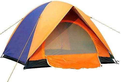 JFFFFWI Randonnée Tente de Camping Tente de Prougeection extérieure Camping Sauvage 200  150cm Prougeection Contre la Pluie