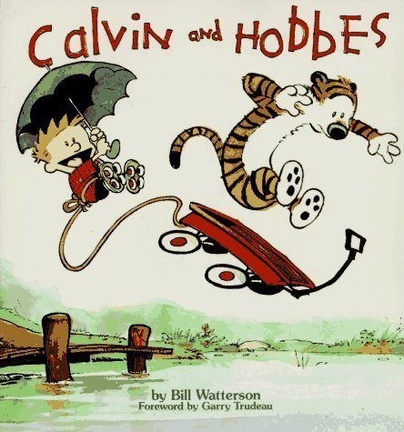Calvin and Hobbes by Bill Watterson (1987) Paperback