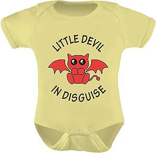 Tstars - Little Devil in Disguise Cute Easy Halloween Costume Baby Bodysuit