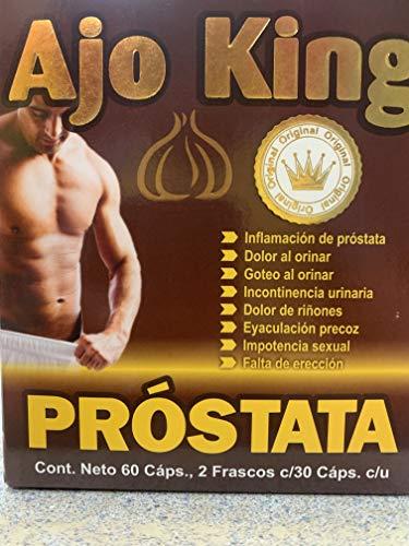 Ajo King Prostata