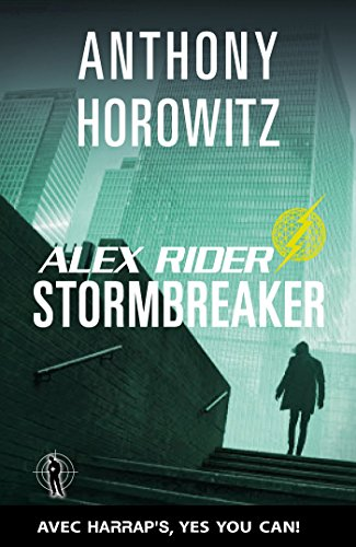 Alex Rider - STORMBREAKER (Yes you can)