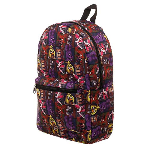 Five Nights at Freddy's Sublimated Backpack