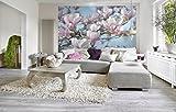 Komar Fototapete 'Magnolia', 368 x 254 cm, 8 Teile