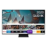 Samsung 2020 65' Q800T QLED 8K HDR 2000 Smart TV with Tizen OS