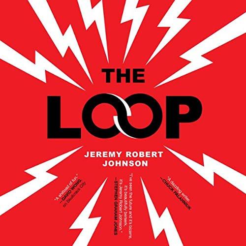The Loop audiobook cover art