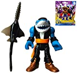Shark Pirate Series 9 Blind Bag Imaginext 2.5' Factory Sealed