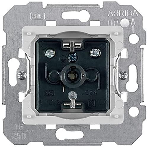 BJC EF-18524 Iris Mega 2P+TT Lateral Seguridad Base Enchufe