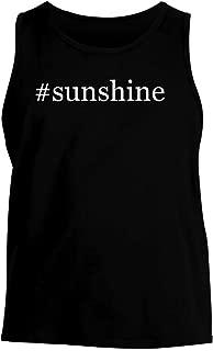 Harding Industries #Sunshine - Men's Hashtag Comfortable Tank Top
