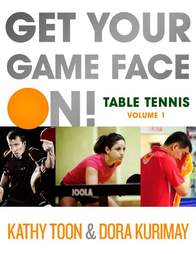 Cheap Get Your Game Face On! Table Tennis