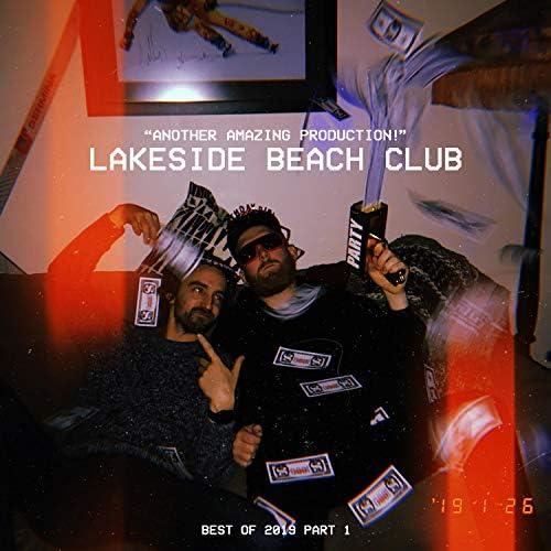Lakeside Beach Club, MR TUNA & Jared Cropley