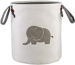 Storage Laundry Baskets Cloth Dirty Clothes Bucket Children Toy Storage Bucket Bow Tie Cat Elephant Dirty Clothes Storage ...