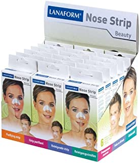 Lanaform Nose Strips, 6 Stuk