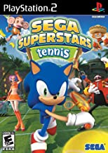 Sega Superstars Tennis - PlayStation 2
