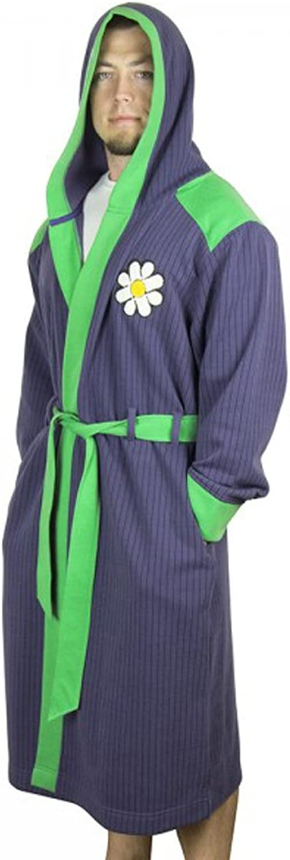 DC Comics Joker Hooded Robe with Belt