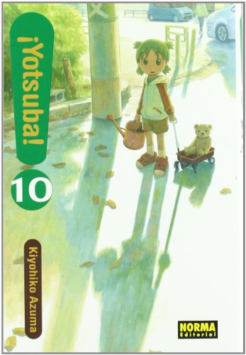 Yotsuba! 10