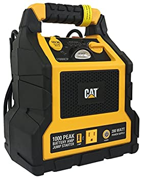 3 in 1 - CAT Professional Power Station With Jump Starter & Compressor