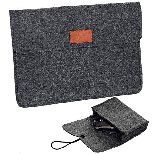 Hülle Filz Mappe Laptop Tasche für Notebook MacBook Tablet bis 13.3 Zoll