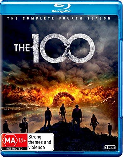 The 100 - Season 4 [Blu-Ray]
