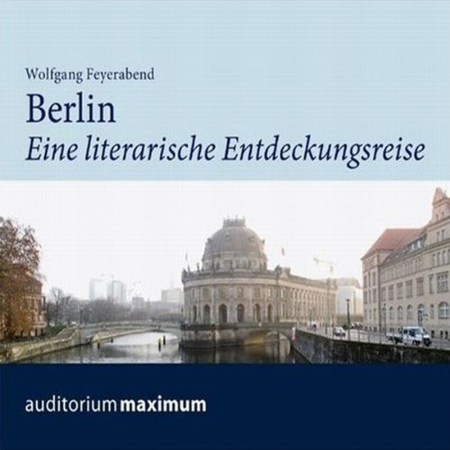Berlin. Eine literarische Entdeckungsreise Titelbild
